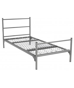 Series 400 Single Bed Square Tube