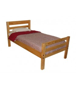 Open Bed Single