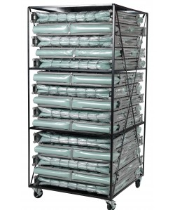 Series 100 Extra Wide Special Needs Cot Cart