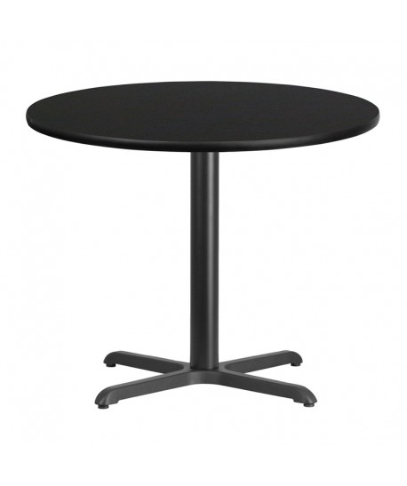 Round Dining Table Standard Base