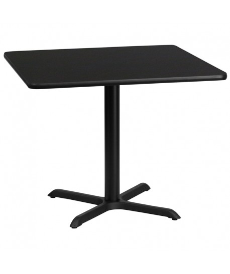 Square Dining Table Standard Base