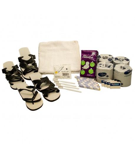 100 Person Shelter Hygiene Kit